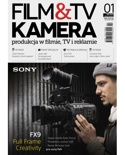 Film&TV Kamera 1/2020