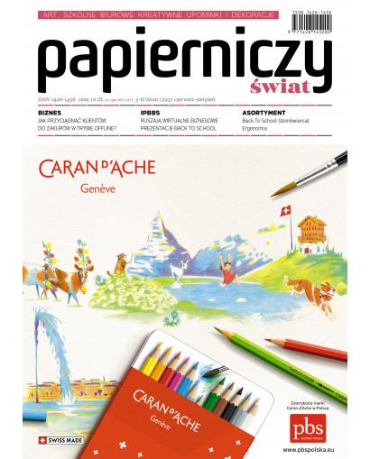 Papierniczy Świat 5-8/2020