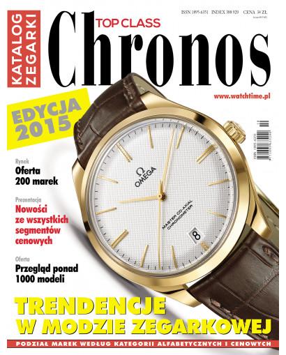 Chronos Katalog edycja 2015