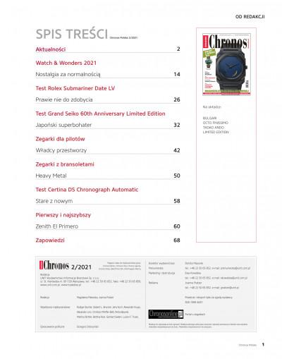 Chronos Magazine 2/2021...