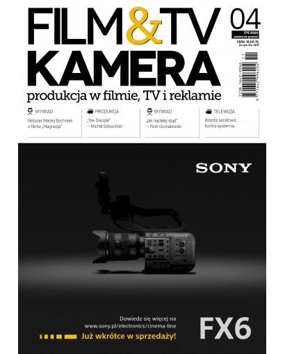 Film&TV Kamera package 2020