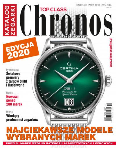 Chronos Catalog editon 2020...