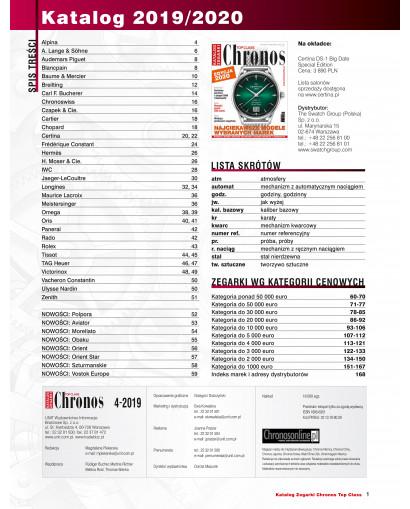 Chronos Katalog edycja 2020...