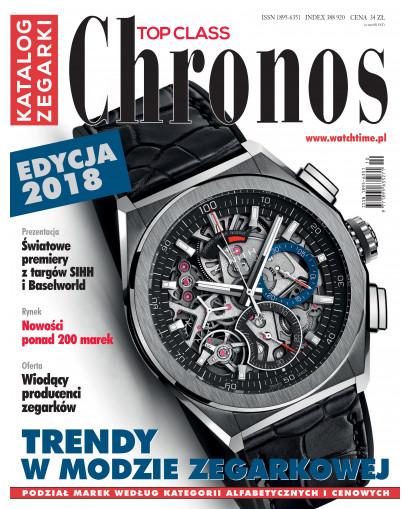 Chronos Catalog editon 2018...