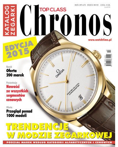 Chronos Katalog edycja 2015...