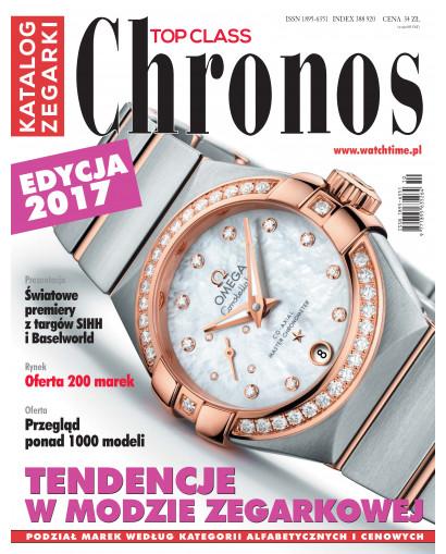 Chronos Catalog editon 2017...