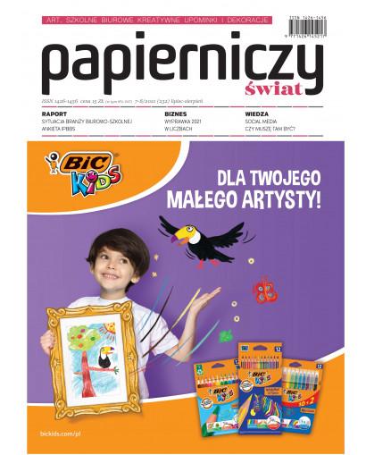Papierniczy Świat 7-8/2021...