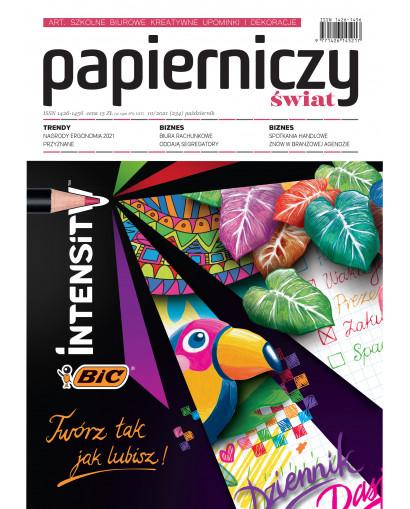 Papierniczy Świat 10/2021...