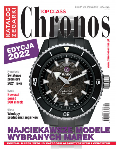 Chronos Catalog editon 2022...