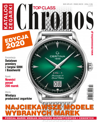 Chronos Catalog editon 2020