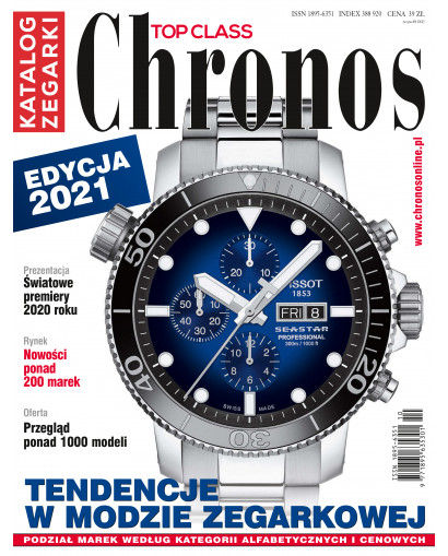 Chronos Katalog edycja 2021