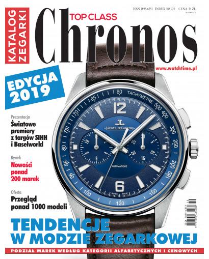 Chronos Catalog editon 2019
