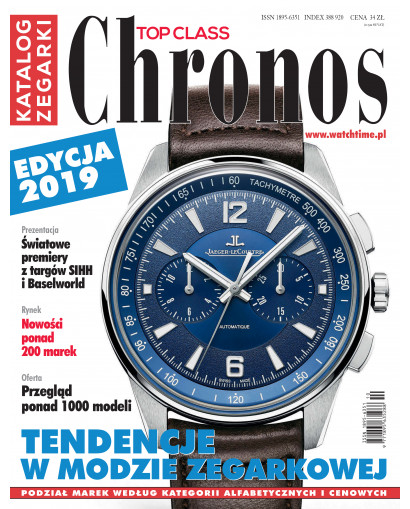 Chronos Katalog edycja 2019