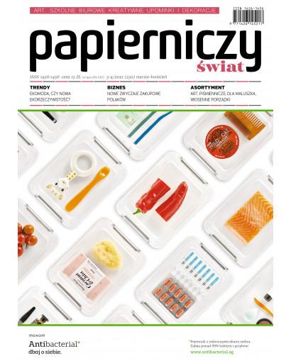 Papierniczy Świat 3-4/2021