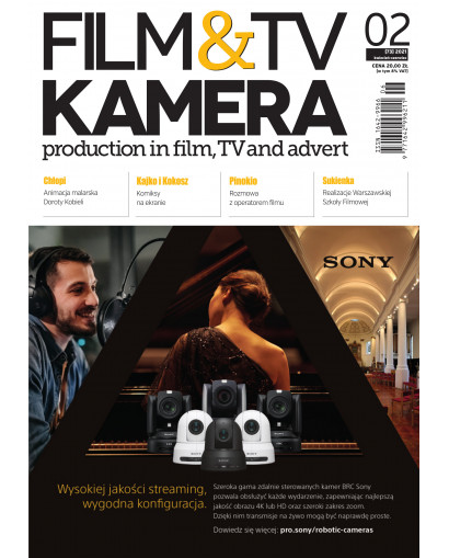 Film&TV Kamera 2/2021...