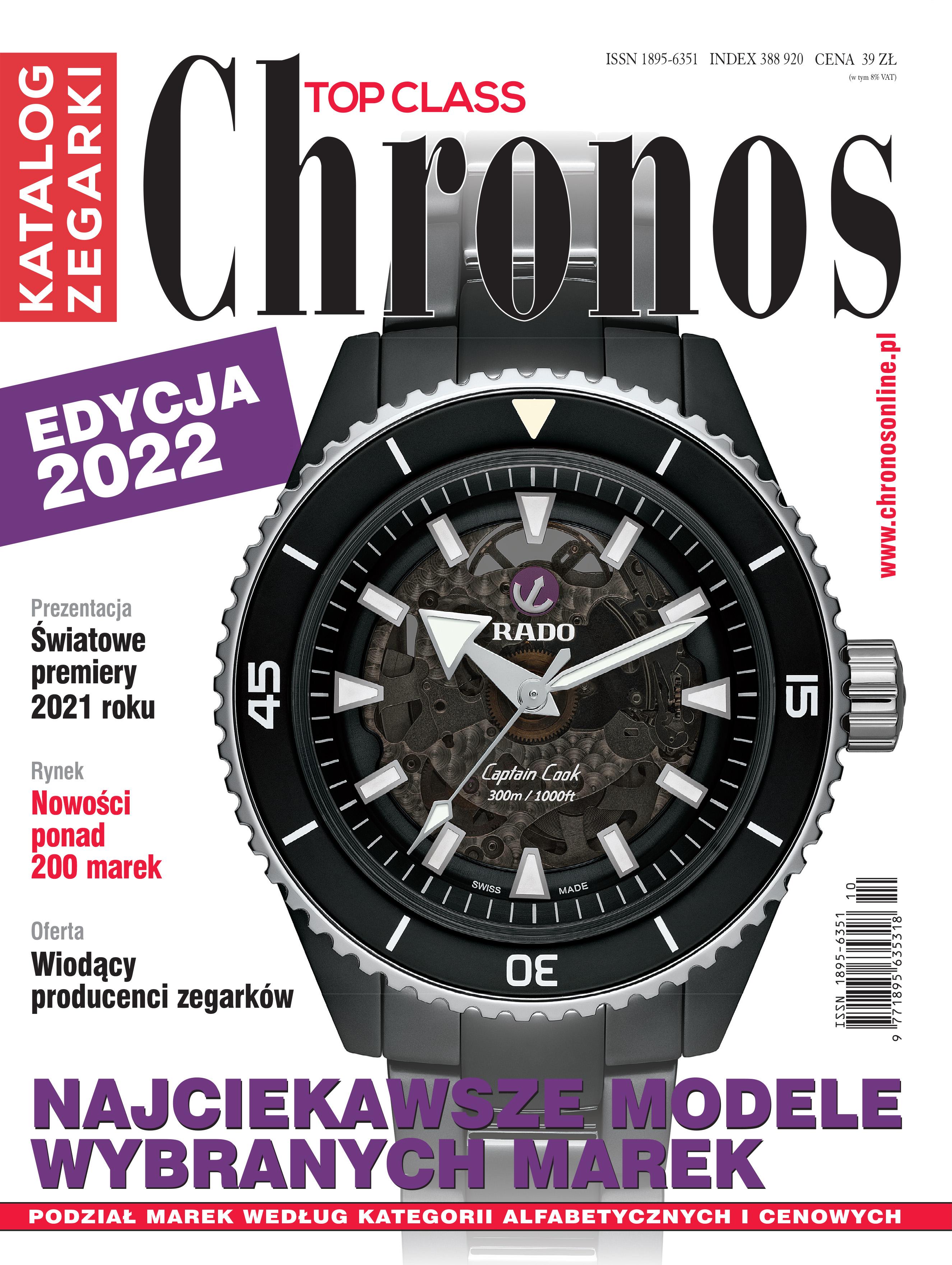 Nowe wydanie - Chronos Kalaog edycja 2022