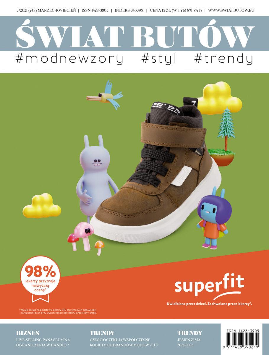 Nowe wydanie - Świat Butów 3/2021