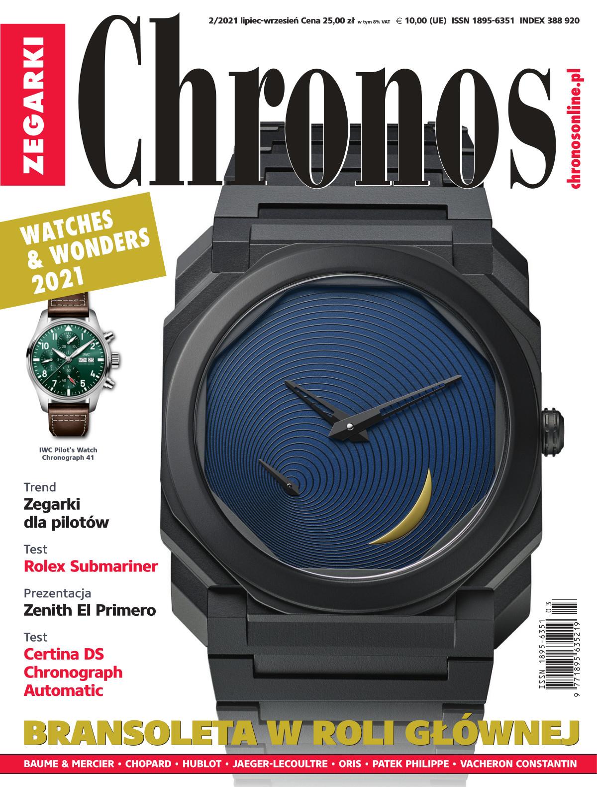Nowe wydanie - Chronos Magazyn 2/2021